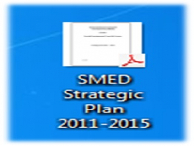SMED Strategic Plan 2011-2015