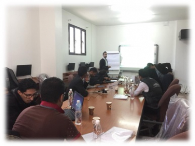 Training workshop on the agricultural low application assessment